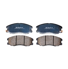 ACDelco Semi-Metallic Brake Pads