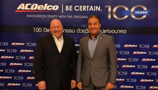 ACDelco's Centennial Celebration in Thailand